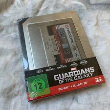 Blu-Ray Steelbook Guardians of the Galaxy 3D