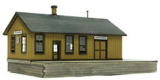 HO SCALE BANTA MODEL WORKS #2137 Monero Depot on the D&RGW