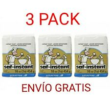 Saf-Instant Yeast For Sweet Dough Bread Making Applications LEVADURA INSTANTANEA