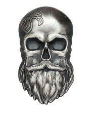Silbermünze Biker Skull 2019 Palau 5 Dollars 1 oz 999 Antique Finish Silver coin