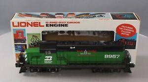 Lionel 8957 Burlington Northern SP20 Diesel *FREE SHIPPING*