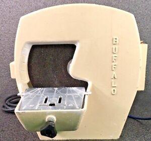 "Buffalo 61790A Dental 10"" Wet Model Trimmer Grinding Wheel 1/3 HP Leeson Motor"