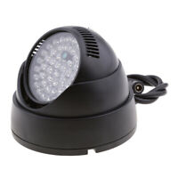 48 LED Illuminateur Lumière CCTV IR Infrarouge Night Vision Lampe Pour Caméra