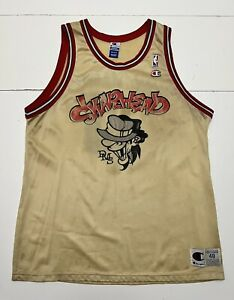 Skarhead Kings From Queens hardcore basketball jersey Sz 48(XL) NY DANNY DIABLO