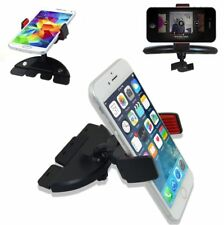 360° Car CD Dash Slot Mount Holder Cradle for iPhone Cell Phone Samsung iPhone