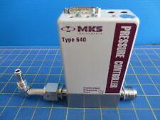 MKS 640A-25111 Pressure Controller 1 Torr
