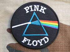 ECUSSON PATCH toppa aufnaher THERMOCOLLANT PINK FLOYD groupe rock /Diam 7.5 cm