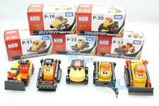 Tomica Takara Tomy Disney Movie PLANES 2 FIRE & RESCUE Diecast Toy 5X Car SET