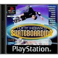 PS1 / Sony Playstation 1 Spiel - Tony Hawk's Skateboarding nur CD