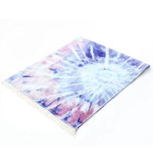 L-Space Tie Dye Large Beach Swim Towel 68 X 30 New in Sealed Package Purple