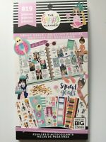 Create 365 The Happy Planner® Squad Goals Sticker Sheets Value Pack 819 NEW