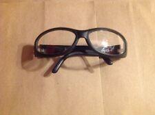 Vintage Arnette Catfish clear lenses glasses