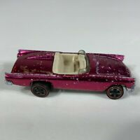 Vintage Hot Wheels Redline 1968 classic 57 bird (AS IS for restoration)