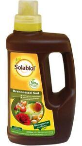 Solabiol Brennnessel Sud Pflanzenstärkungsmittel 1000ml