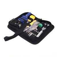 144 pcs Kit d'outil de reparation de montre portable Demontage de lien C1F6