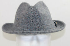 Vintage Mens Pendleton 100% Virgin Wool Hat Fedora Union Made USA  Cosplay