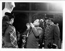 Photo originale Jean Delannoy Jean Marais Le secret de Mayerling tournage