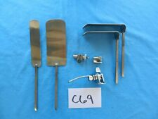 V. Mueller Codman Surgical Universal Table Mounted Retractor Instruments