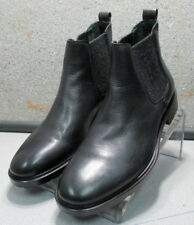 271501 PFBT40 Men's Boots Size 10 M Black Leather 1850 Series Johnston & Murphy