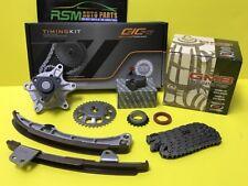 For Toyota Echo Yaris Prius Scion XA XB Timing Kit CIC USA Chain + Water Pump