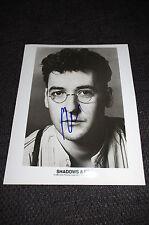 "JOHN CUSACK signed Autogramm auf 20x25 cm ""SHADOWS & FOG"" Foto InPerson LOOK"