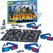 Jeu de société Labyrinthe Avatar 3D - Chasse aux trésors - Ravensburger