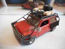 Polistil Mini Cooper Rally in Red on 1:25