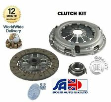 FOR TOYOTA COROLLA 1.4 TD D4D 1ND-TV 8/2004-2007 NEW CLUTCH KIT 5 SPEED MANUAL
