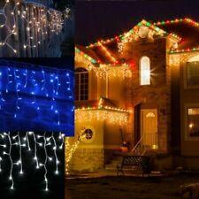 Luces de navidad y festividades