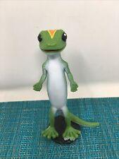 Geico Gecko Advertising Figure 4� Pvc Lizard Rare Car Insurance Mascot