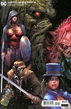 Justice League Dark #19 Gerardo Zaffino Variant 1/29/20 Nm