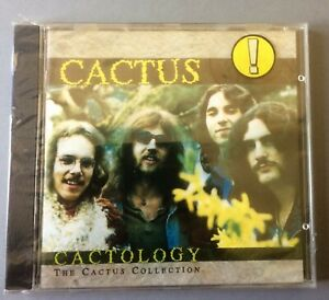 CACTUS (CD) Cactology The Cactus Collection  NEW SEALED