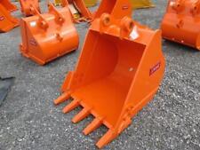 "30"" EMAQ Excavator Tooth Bucket Hitachi 120..."