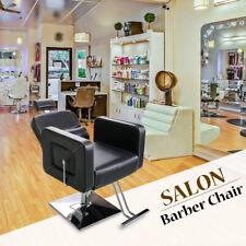 360-Degree Rotating Hydraulic Barber Chair Styling Salon Beauty Equipment Swivel