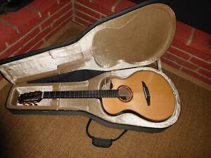 Yamaha NTX3 Nylon-String Acoustic-Electric Guitar (Natural)  w/ Hard Case?