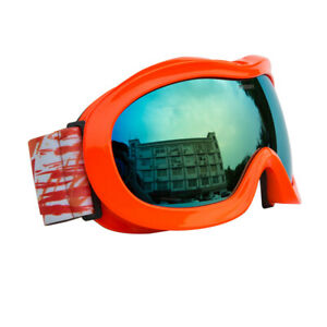 Kids Snow Winter Sport Snowboard Skiing Snowmobile Goggles Sun Glasses Eyewear