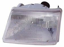 Left Head Light Fits 1998-2000 Ford Ranger