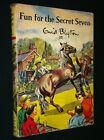 Fun for the Secret Seven by Enid Blyton, HC/DJ Book, 1965, Second Impression