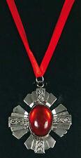Vampirorden Vampirkette Kette Medaille Halloween Karneval Gothic rot 124642213