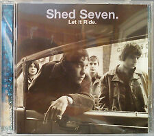 Shed Seven - Let It Ride (CD 1998)