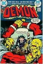 The Demon # 15 (Jack Kirby) (états-unis, 1973)