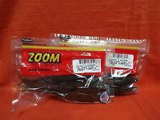 "ZOOM 7"" Magnum Super Fluke (5 Cnt) #112-025 Green Pumpkin (2 Packs)"