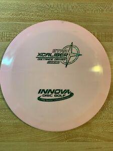 Innova XCaliber Star Plastic Distance Driver 171 grams Used