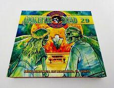 Grateful Dead Dave's Picks 29 Volume Twenty Nine San Bernardino 2/26/1977 3 CD