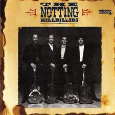 The Notting Hillbillies CD Missing... Presumed Having A Good Time - Europe