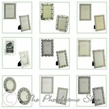 Vintage/Retro Metal Rectangle Photo & Picture Frames