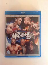 WWE: Wrestlemania XXVIII (Blu-ray Disc, 2012, 2-Disc Set)