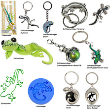 Idea Regalo Gecko Llavero Pin Almohada Cervical Clips de Oficina Marcadores