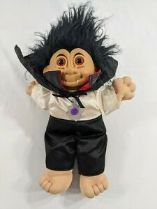 Russ Count Dracula Soft Body Troll 12 Inch Vintage