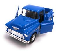 Chevrolet Stepside Truck Modellauto Auto LIZENZPRODUKT 1:34-1:39 versch. Farben
